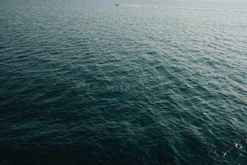 Sea and sky. royalty free stock photos
