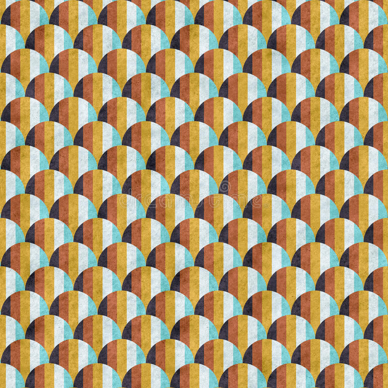 Waves-Seamless background pattern royalty free stock photography