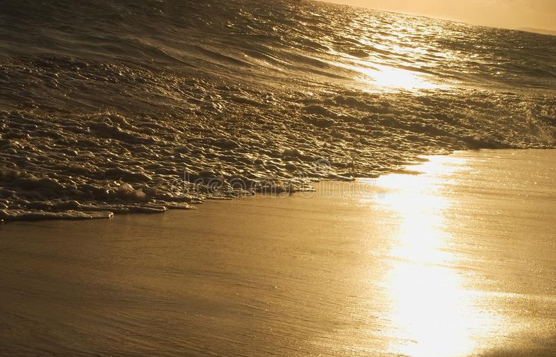 Download Waves On Shoreline stock photo. Image of outdoors, destination - 16629032