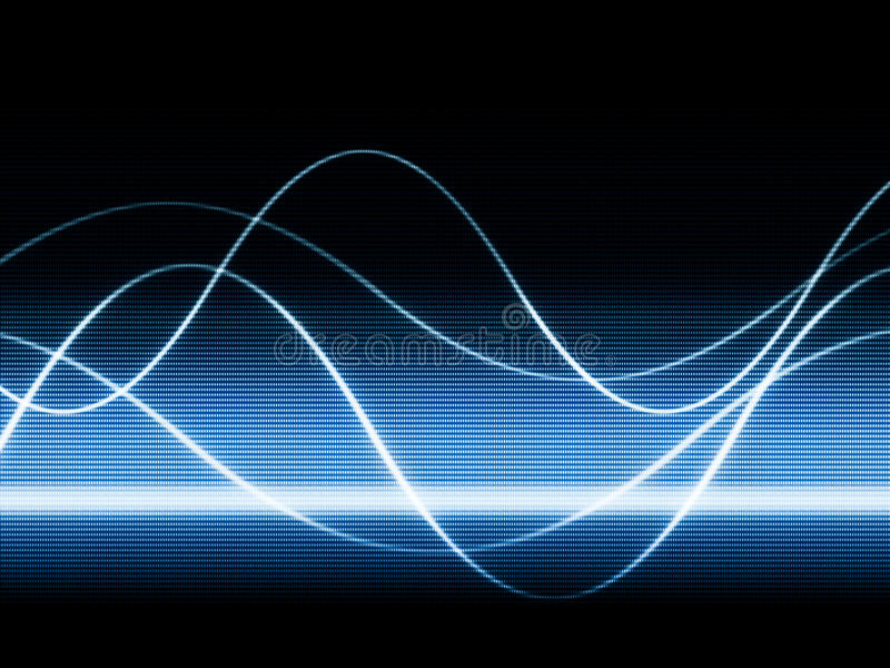 Download Waves On Video Stock Images - Image: 19655864