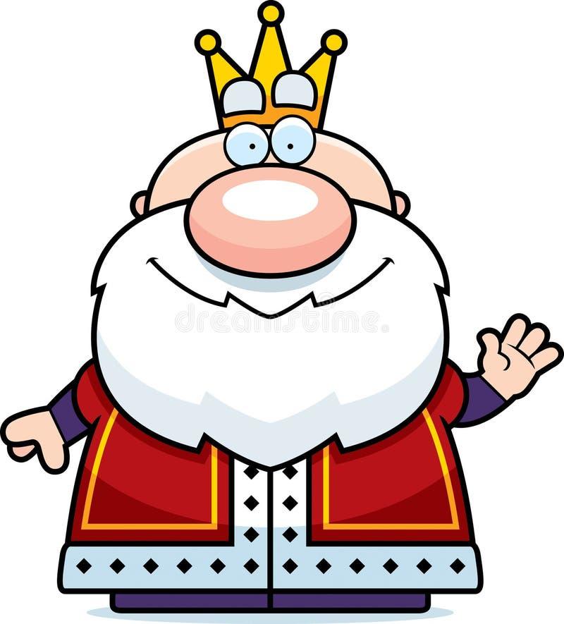 waving cartoon king stock vector illustration of clipart 47715241 rh dreamstime com king clipart png king clip art images