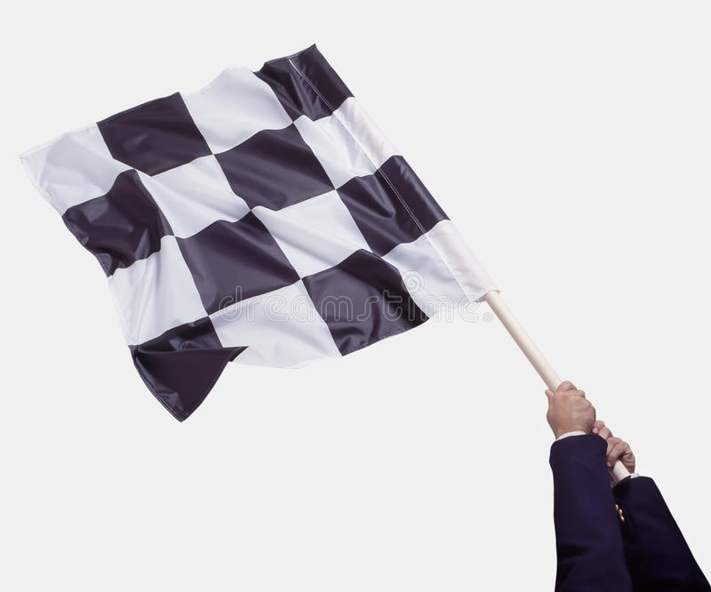 Download Waving checkered flag stock photo. Image of square, abstract - 20038346
