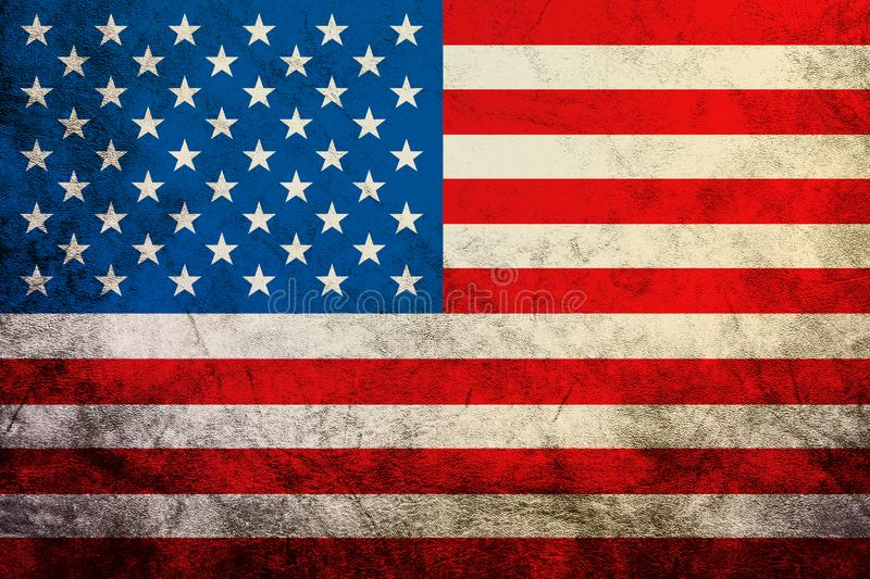 download waving vintage american flag united states of america texture stock image image of