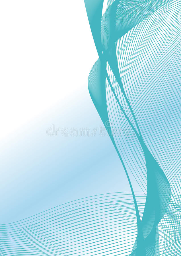 Download Wavy Abstract Background Stock Image - Image: 11187921