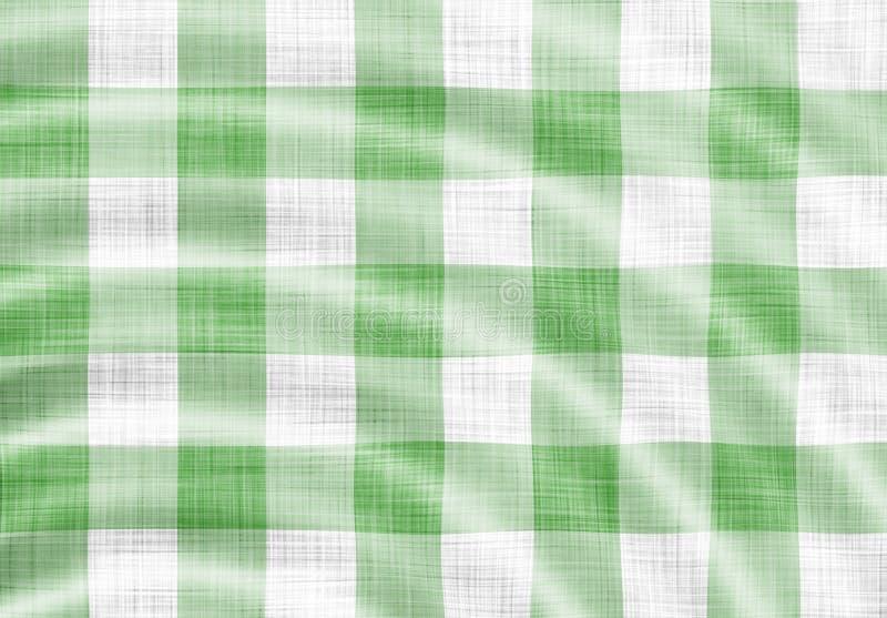 Download Wavy picnic cloth stock illustration. Image of cloth - 14538463