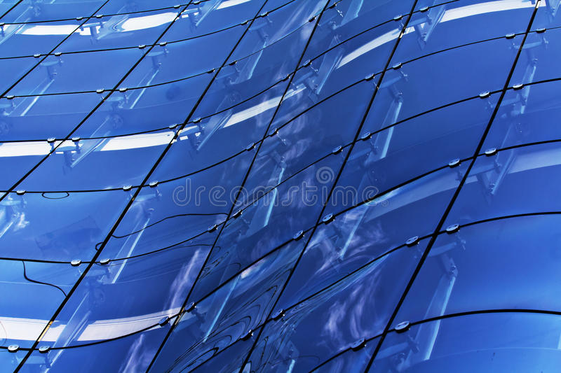 Download Wavy reflection stock image. Image of pattern, details - 25008287