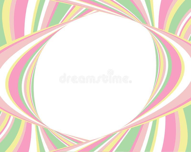 Download Wavy retro graphic design stock illustration. Image of pink - 5413564