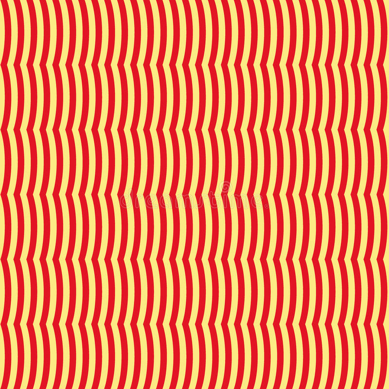 Wavy seamless pattern. Abstract background. Good design royalty free illustration