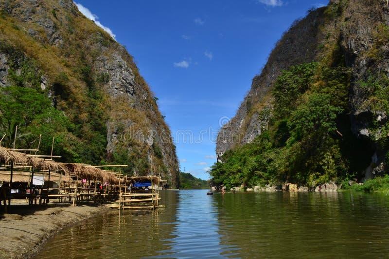 Wawa Dam stock images