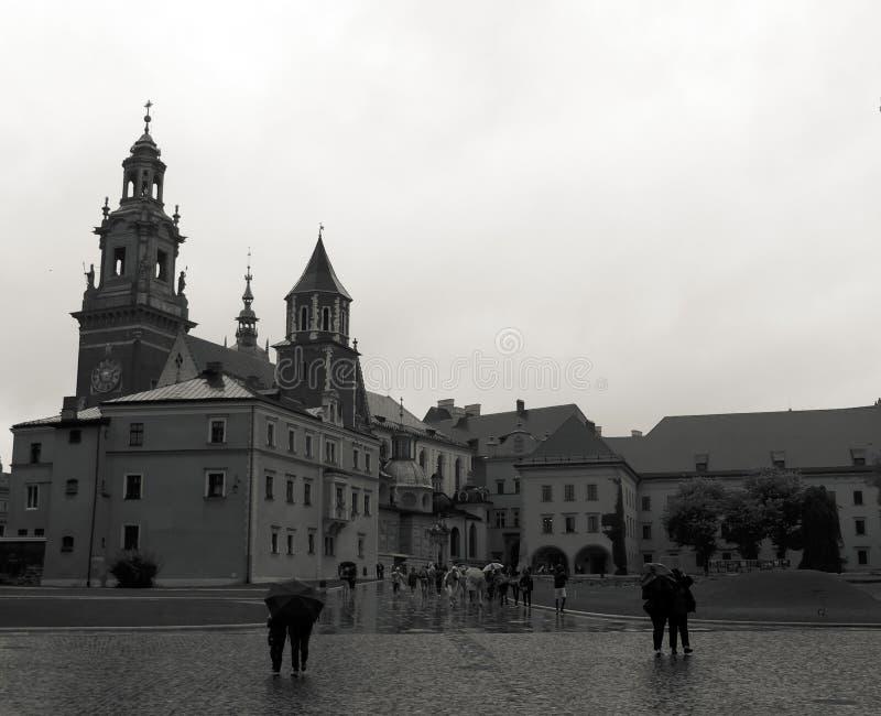 Wawel photographie stock