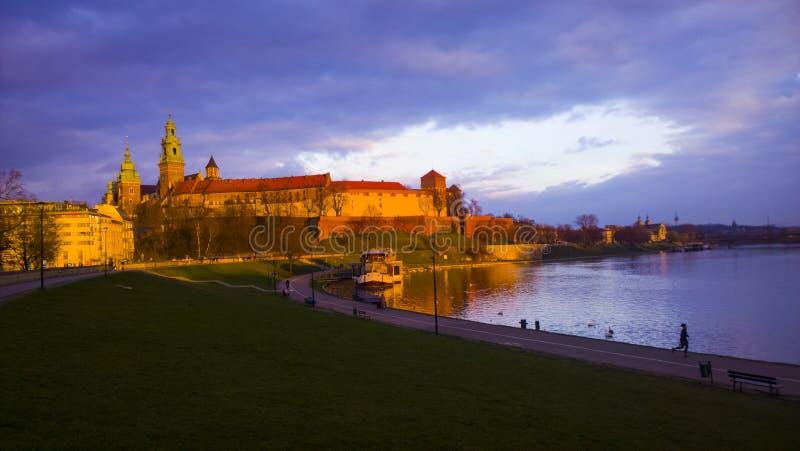 Wawel imágenes de archivo libres de regalías