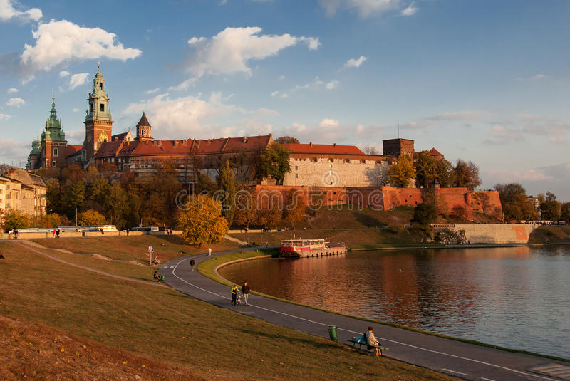Download The Wawel Castle Editorial Stock Image - Image: 33056659