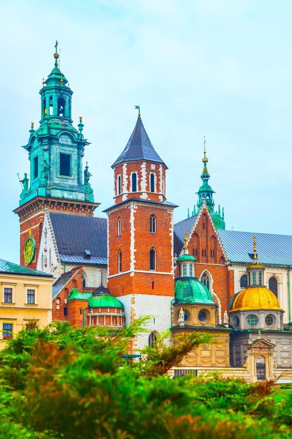 wawel krakow замока стоковая фотография rf