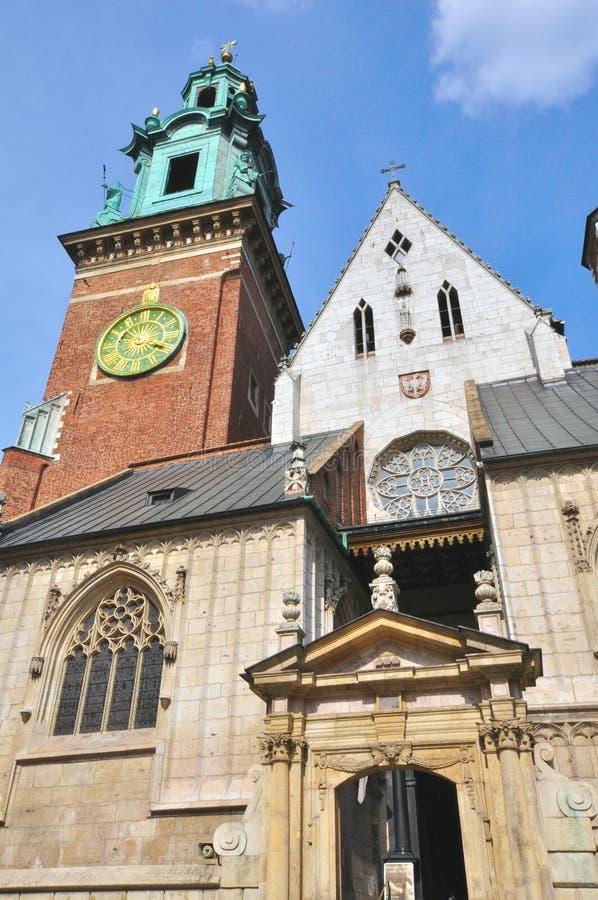 Download Wawel towers, Poland stock photo. Image of wawel, church - 34893910