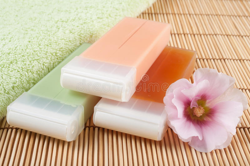 Download Wax for hair removal stock image. Image of cartridge - 27095891