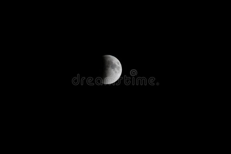 Waxing Moon Free Public Domain Cc0 Image