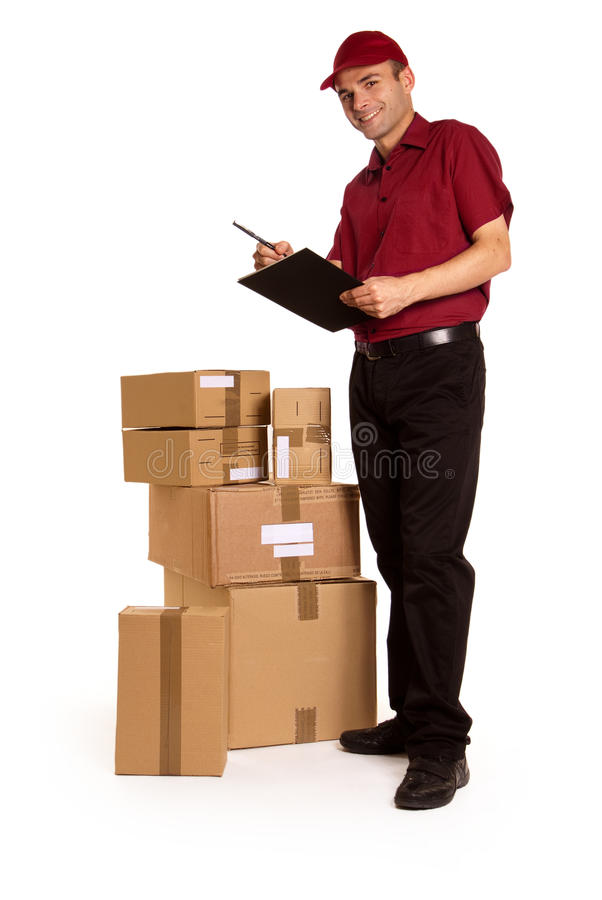 Download Way bill number stock image. Image of clipboard, occupation - 20191159