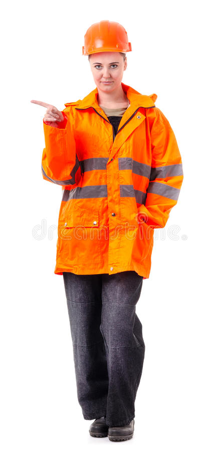 Download This way , detour stock photo. Image of adult, laborer - 30897842