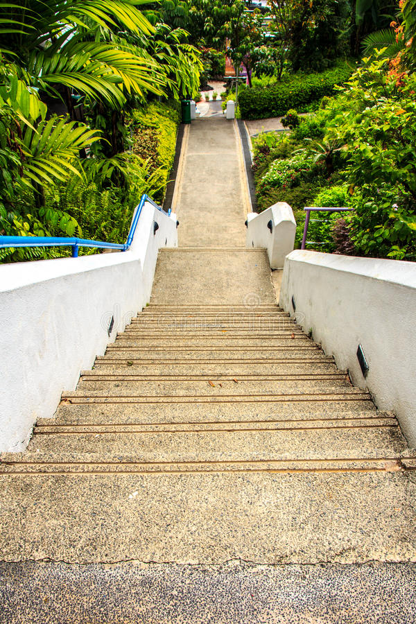 Download Way down stock image. Image of perspective, structure - 28010899