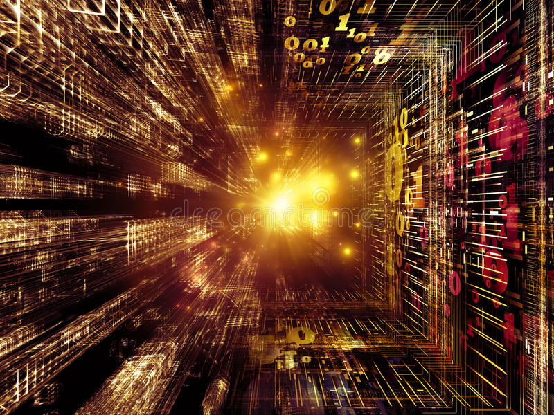 Download Way Of Fractal Realms Stock Photography - Image: 34204382