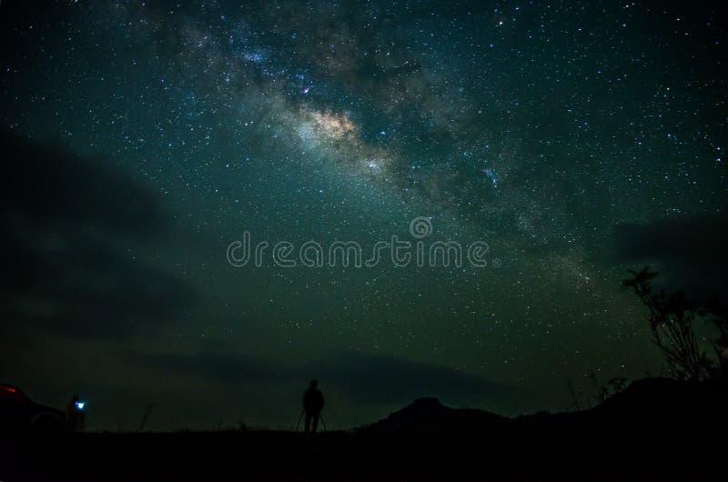 Way Galaxy stock photo