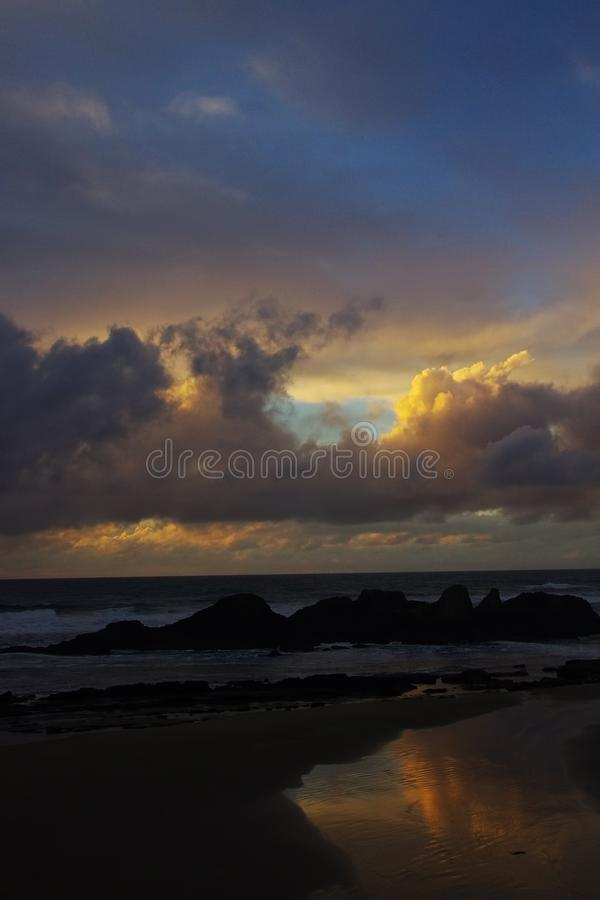 Download On the Way Home stock image. Image of pacific, oregon - 83721451