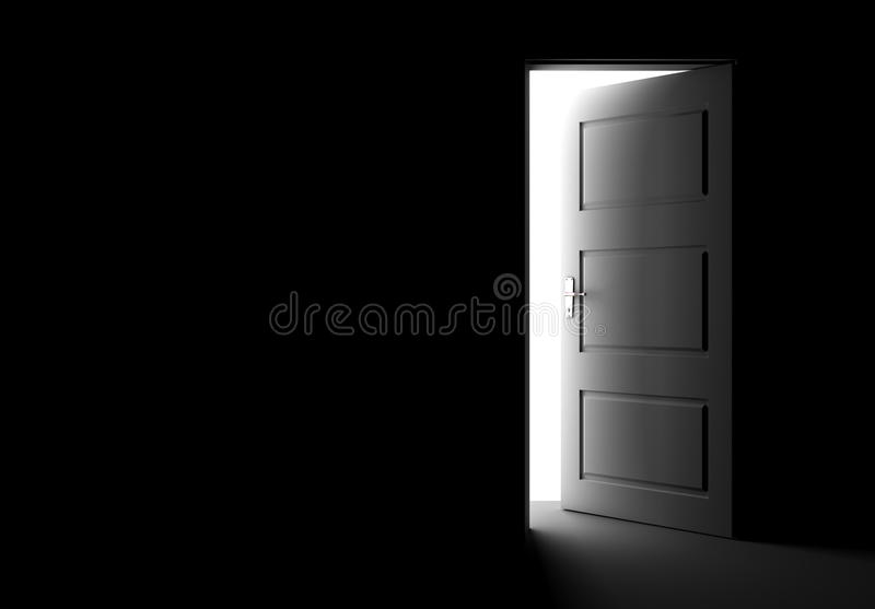 The way out royalty free stock photo