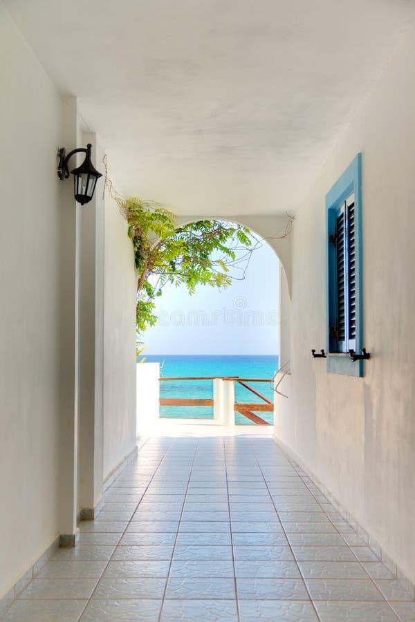 Free Way To Paradise Stock Image - 36016061