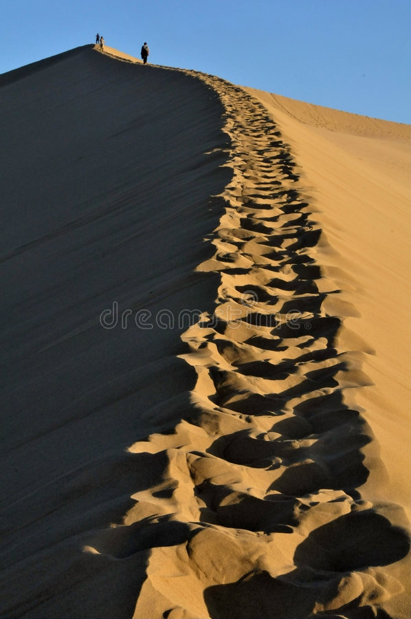 Download The way to Paradise stock image. Image of footprints, blue - 8138267