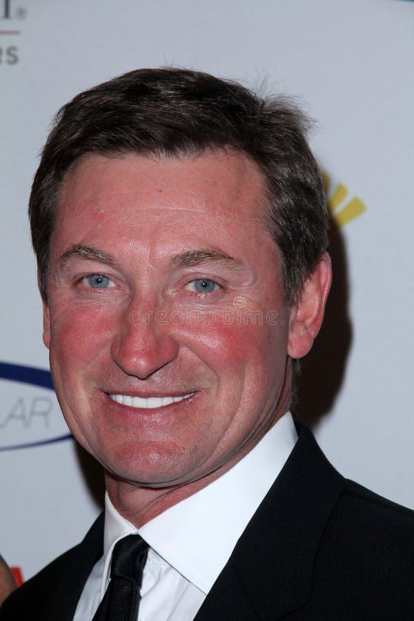 Wayne Gretzky   royalty-vrije stock afbeelding