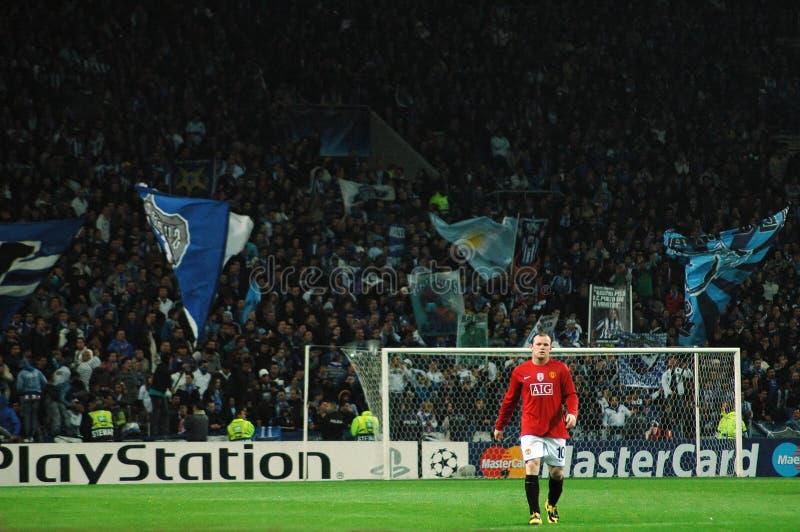Wayne Rooney photo stock
