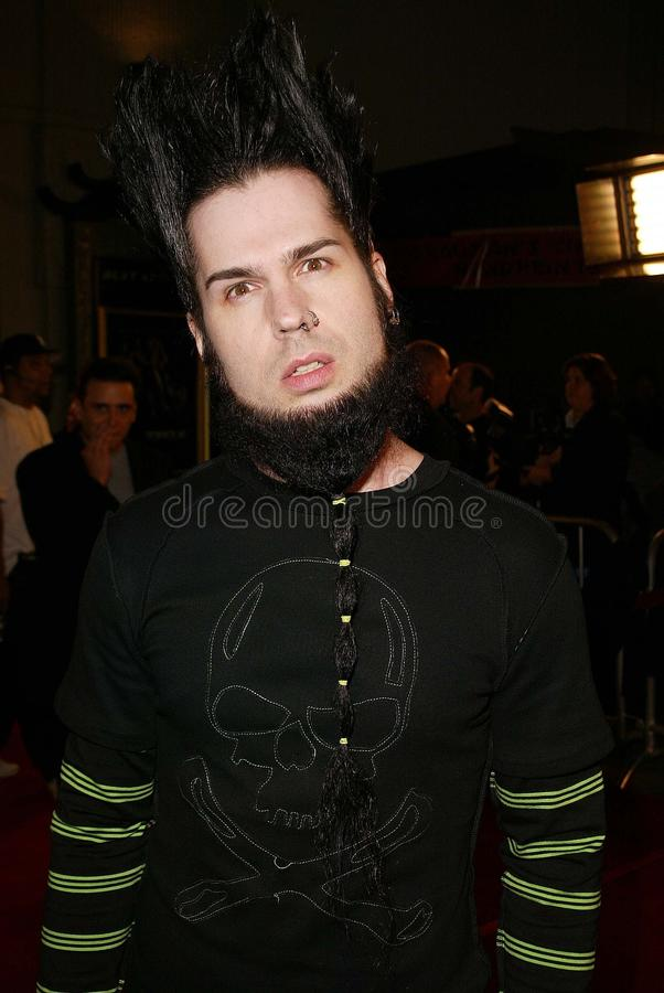 Wayne Static Editorial Photo
