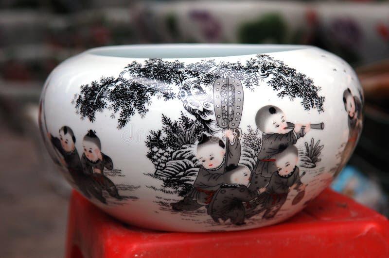 waza chiny obrazy stock