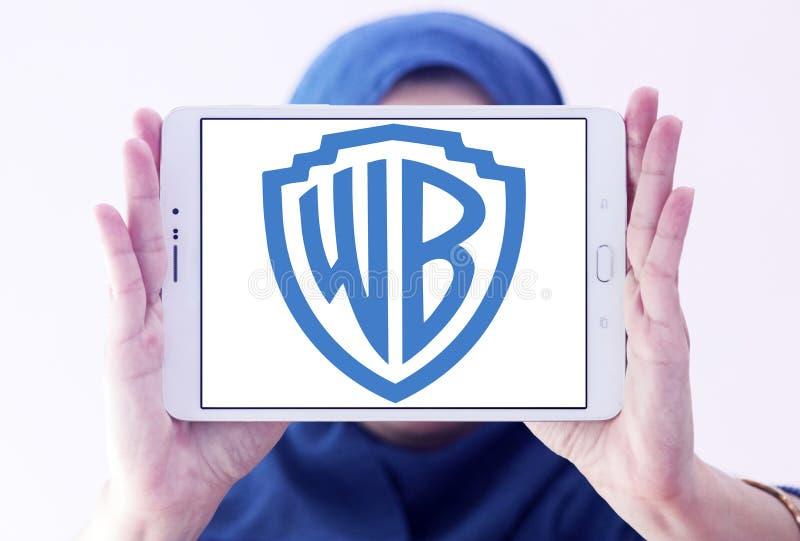 Wb, Warner braci logo zdjęcie royalty free