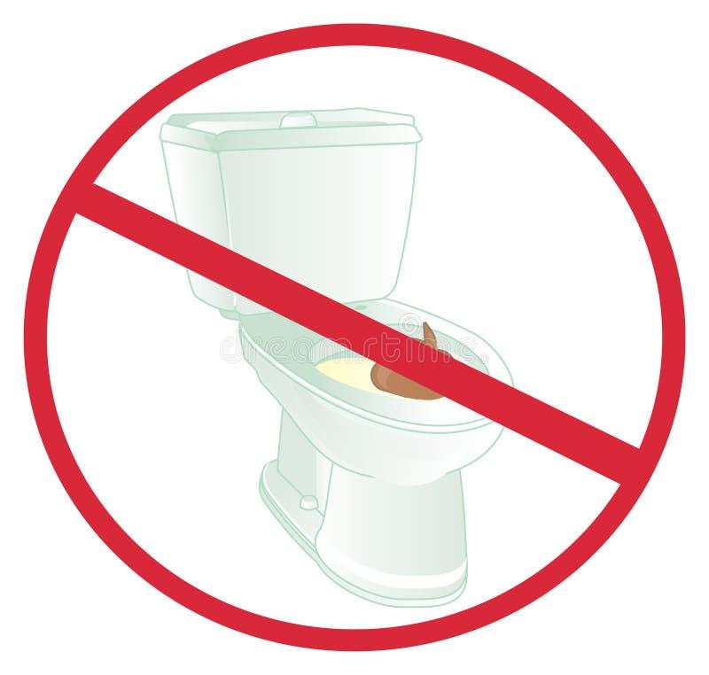 WC στην απαγόρευση ελεύθερη απεικόνιση δικαιώματος