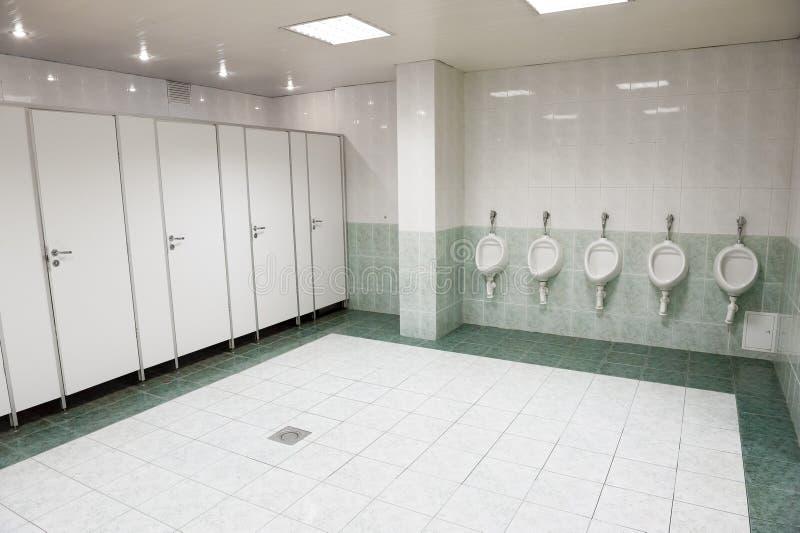 WC публики стоковое изображение rf