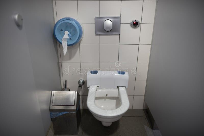 WC royalty-vrije stock foto