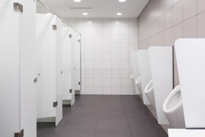 WC para los hombres fotografía de archivo libre de regalías