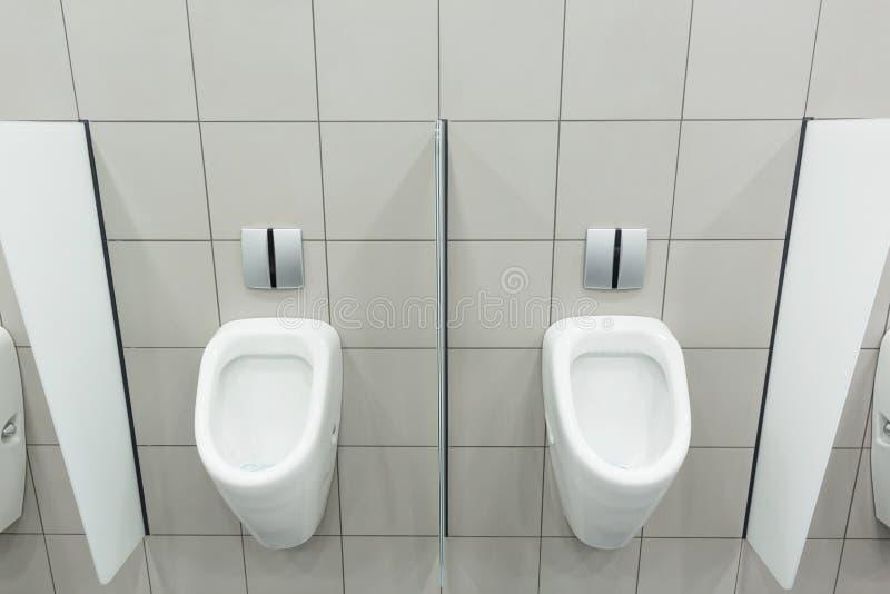 WC voor mensen stock afbeelding