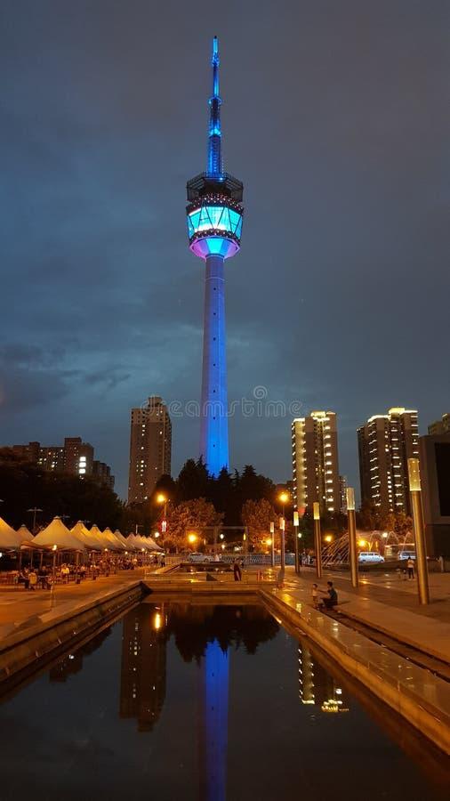 """WCG 2019 des jeux de Cyber du monde de l'événement de jeu olympique de jeu d'eSport le """"à Xi'an, Chine photo libre de droits"""
