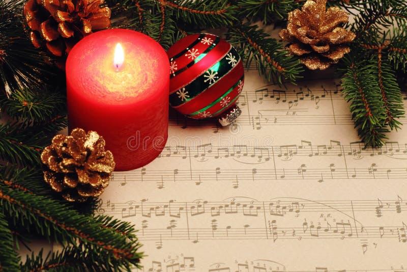 wciąż Bożego Narodzenia życie fotografia stock