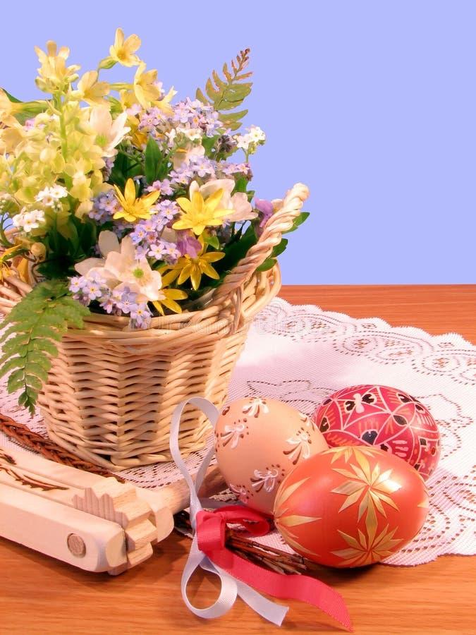 wciąż Easter życie fotografia stock