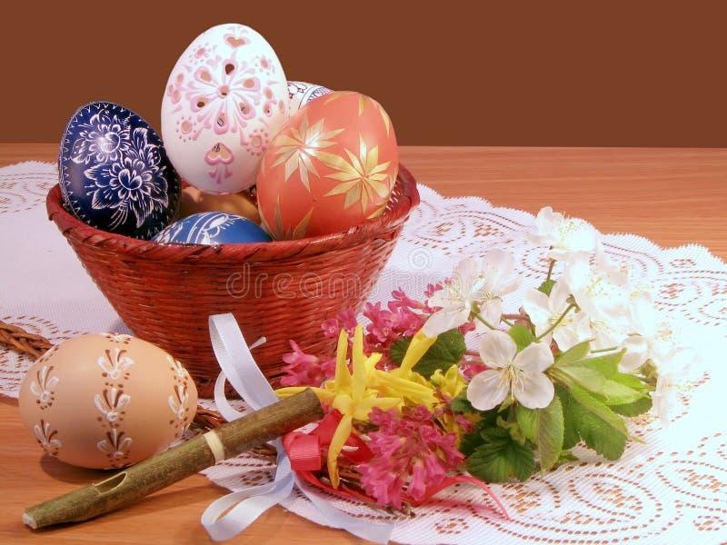 wciąż Easter życie zdjęcia stock