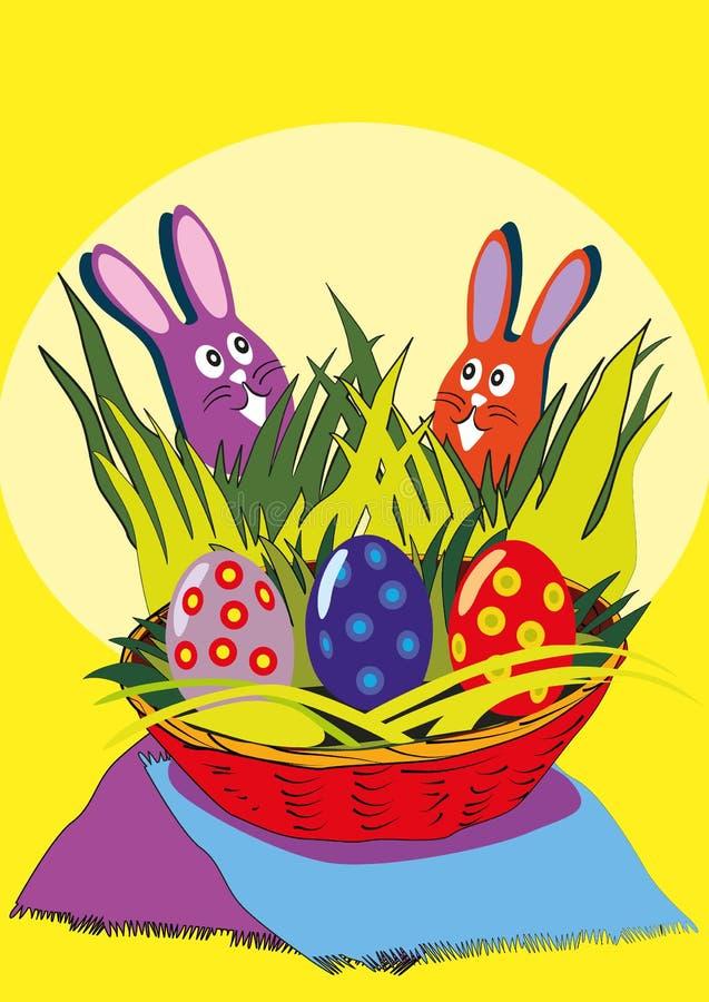 wciąż Easter życie ilustracji