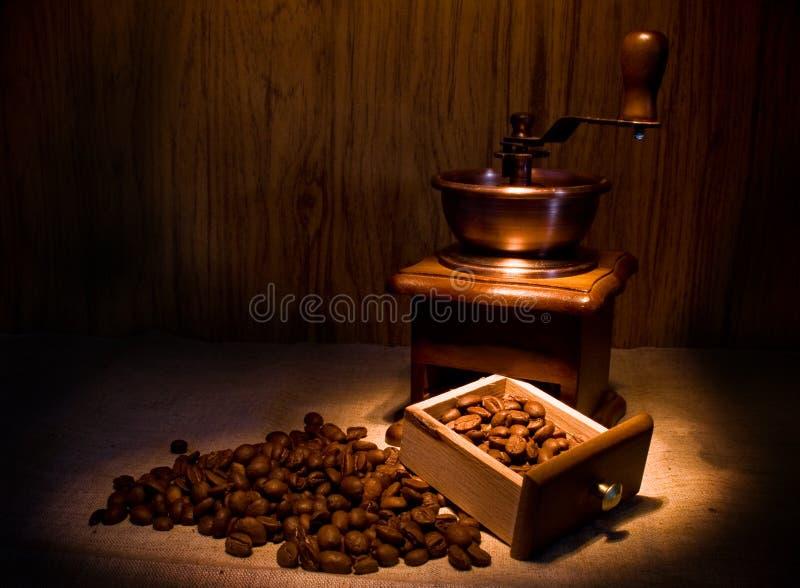 wciąż kawowy świeczki życie obrazy royalty free