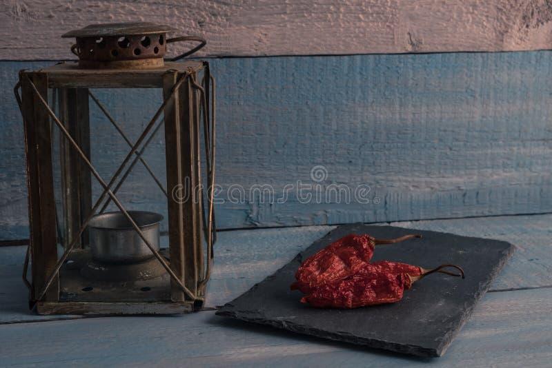 Wci?? ?ycie z kuchennymi naczyniami fotografia royalty free