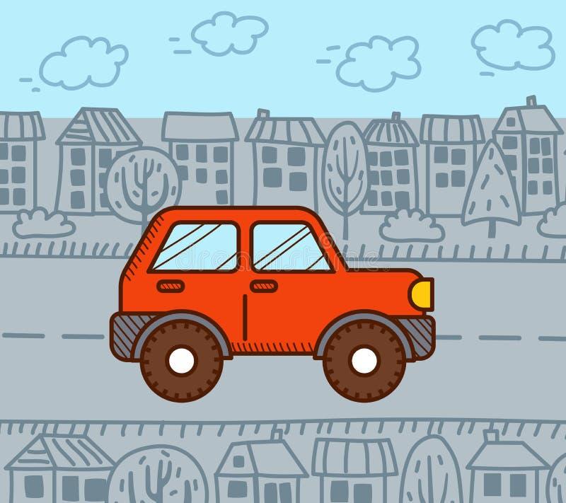 Download 4WD汽车在城市 向量例证. 插画 包括有 轮子, 汽车, 对象, 按钮, 生日, automatics - 72358523