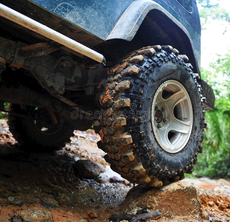 Download 4wd Tyre Stock Photo - Image: 39803705