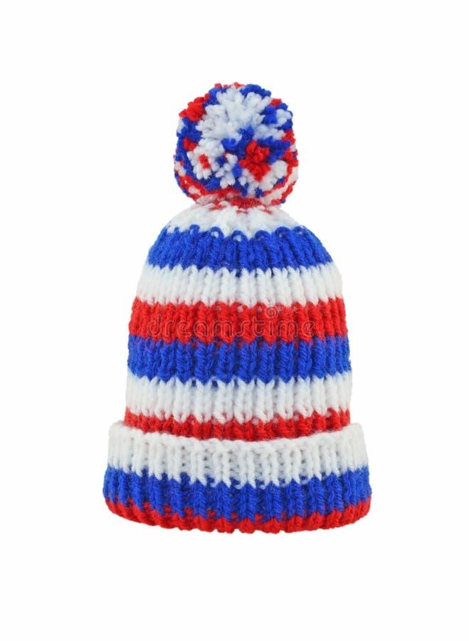 Wełna kapelusz zdjęcie royalty free