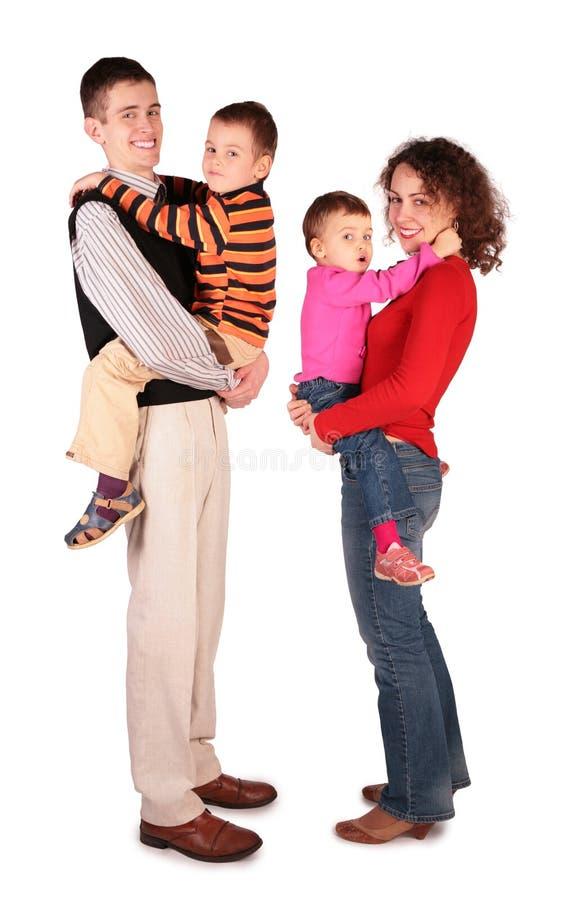 weź rodzice rąk dziecko obrazy stock